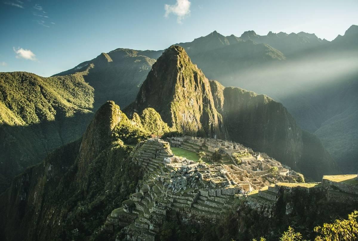 Machu Picchu, Peru Shutterstock 592712450