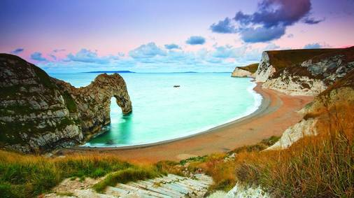 Dorset Coast Path Guided Trail Holiday