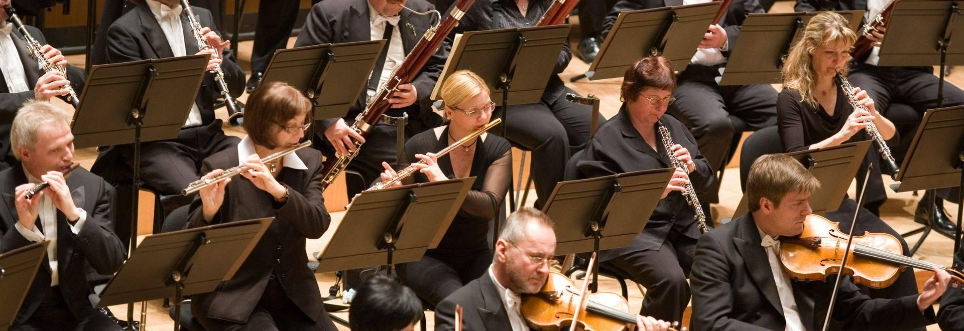 Dreamstime M 13865039 Brno Philharmonic Orchestra Perform