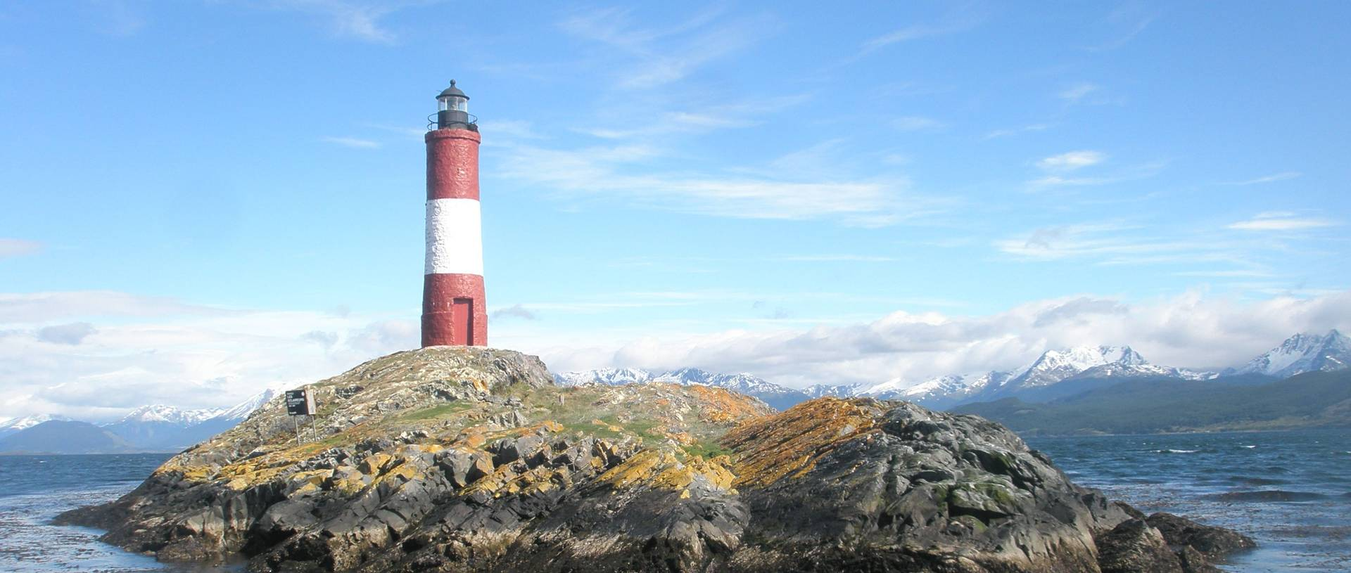 Lighthouse, Beagle Channel