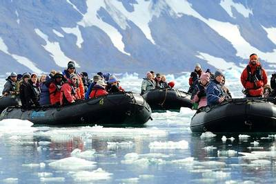 Naturetrek Spitsbergen group