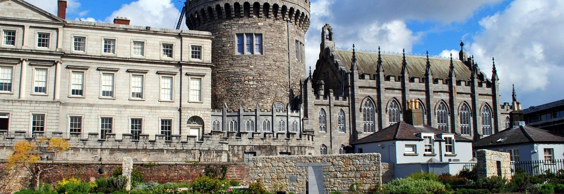Shutterstock 110432267 Dublin Castle