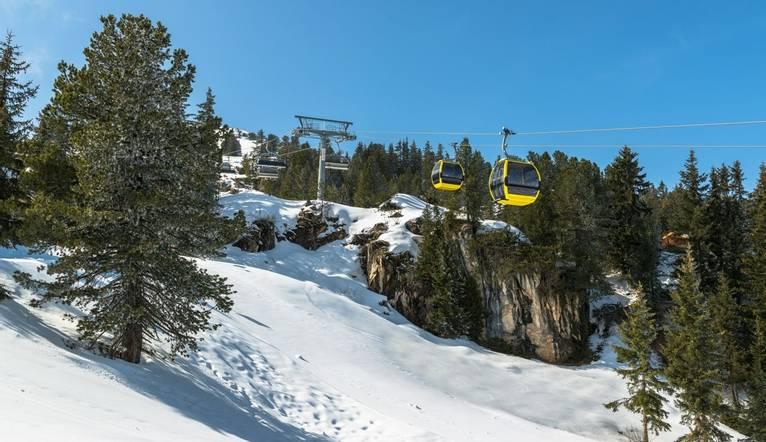 Shutterstock 267327458 Mayrhofen Ski Resort