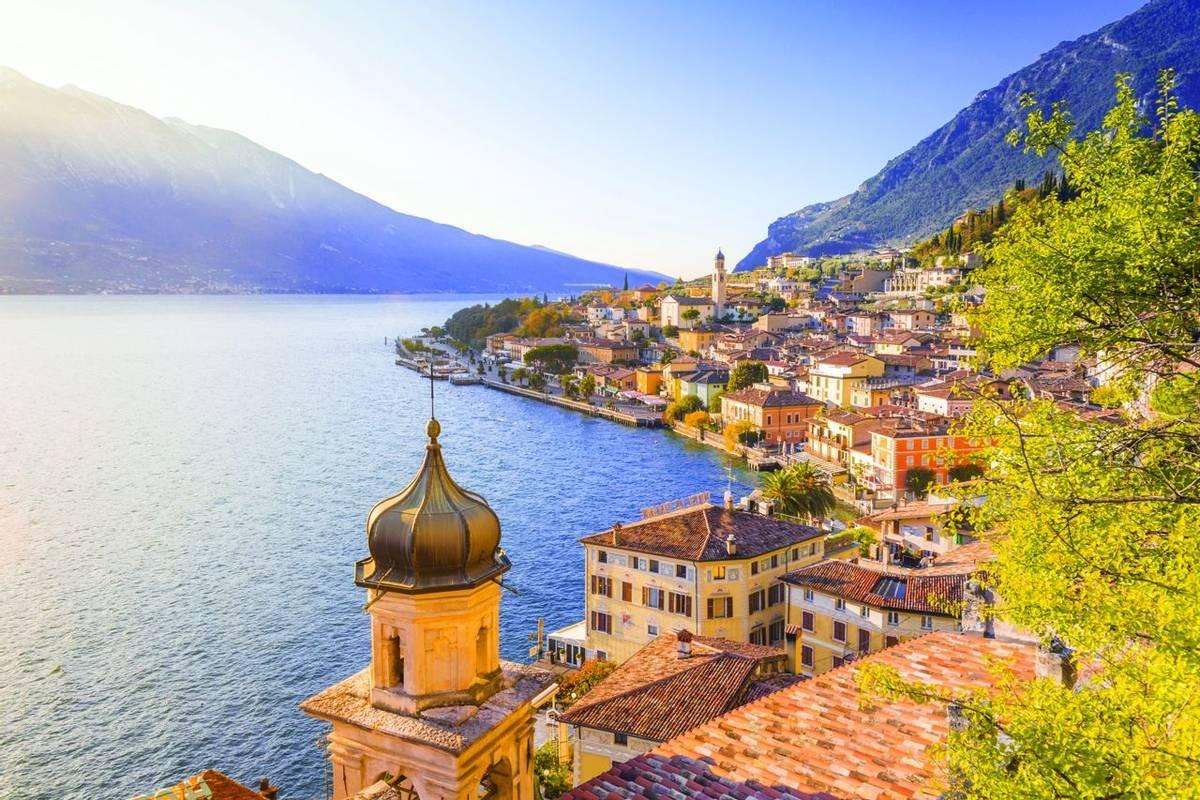 Limone sul Garda, Garda Lake, Brescia province, Lombardy, Italy