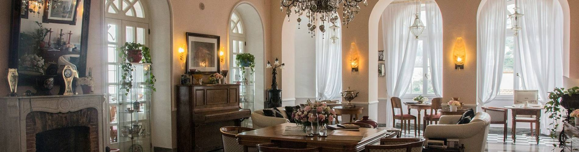 Villa Maria, Amalfi Coast, Italy, Lounge.jpg