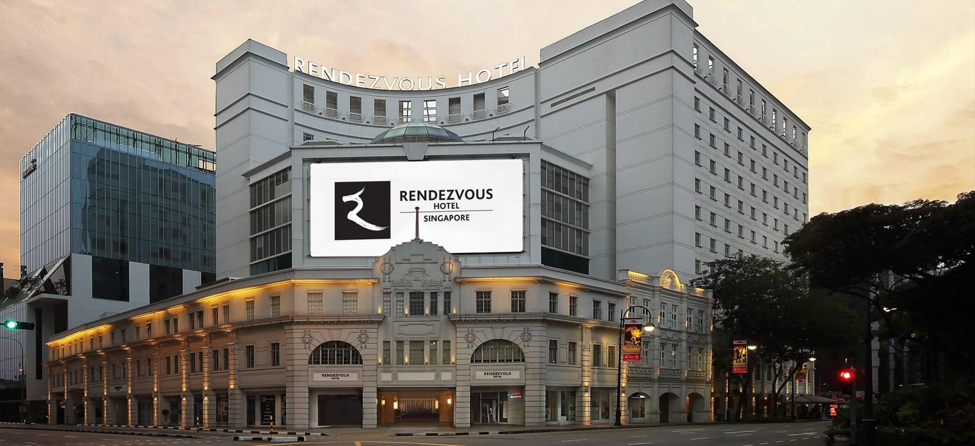 Singapore   Rendezvous Hotel   Itinerary Desktop