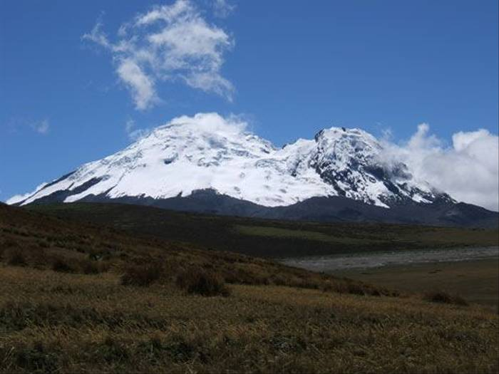 Antisana volcano (Geoff Carr)