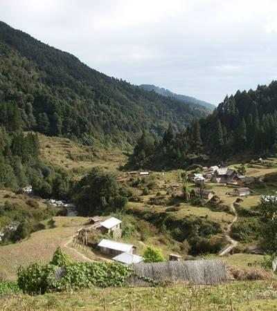 Rimbick village