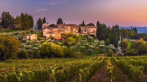 14-Night Tuscany & Chianti Guided Walking Holiday