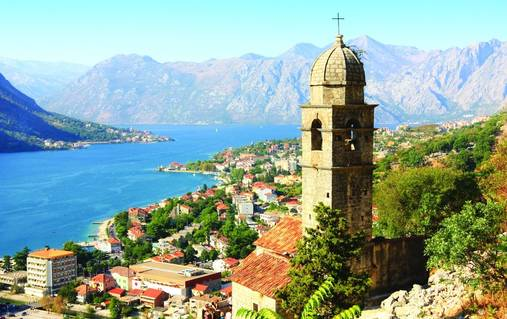 Montenegro Guided Walking Holiday