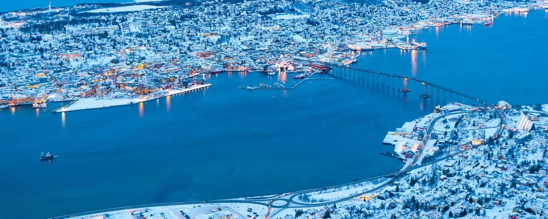 007009 Konrad Konieczny Www.Nordnorge.Com Tromsoe