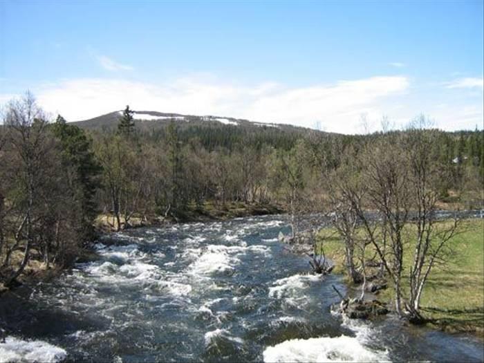 Fjallback river (Daniel Green)