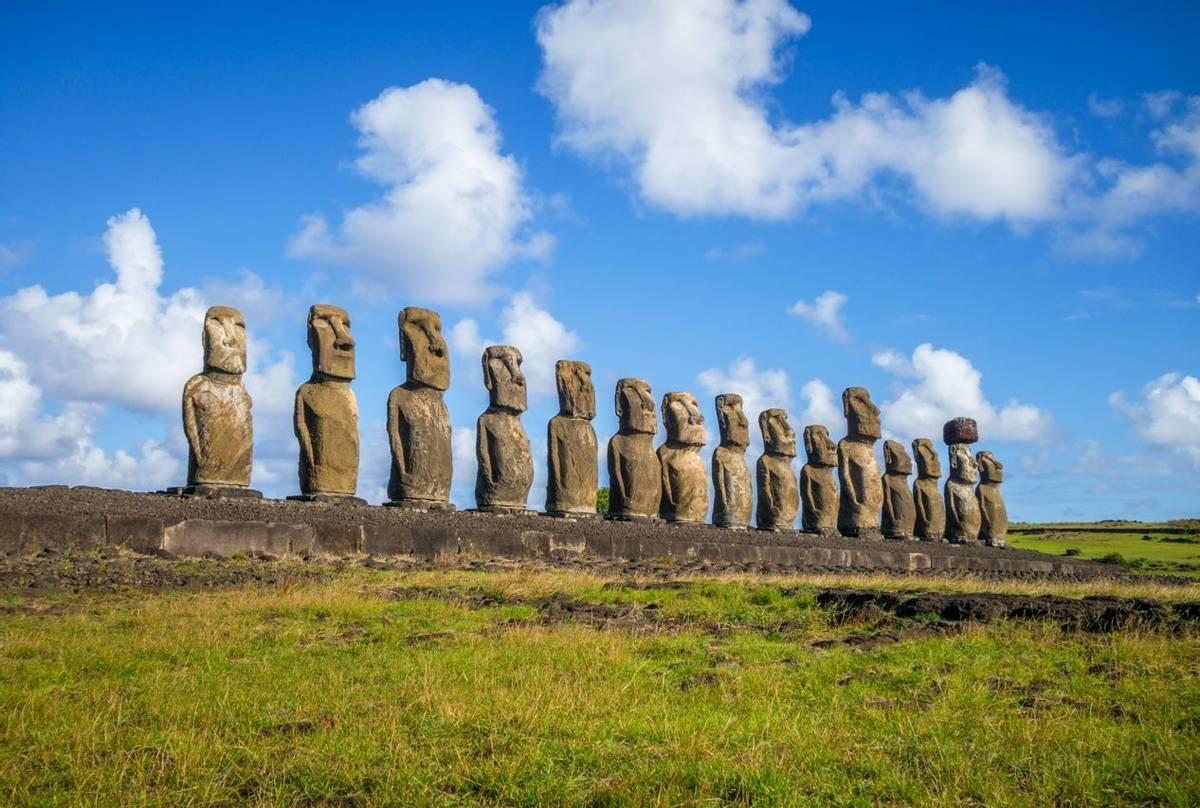 Easter Island Shutterstock 702198379