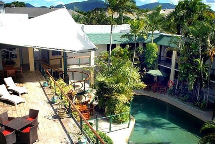Bay Village swimming pool