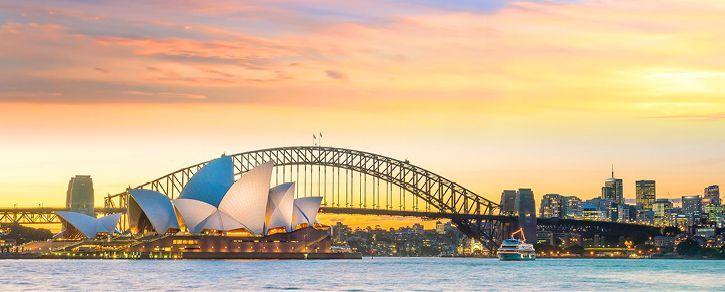 Sydney to Shanghai Adventure