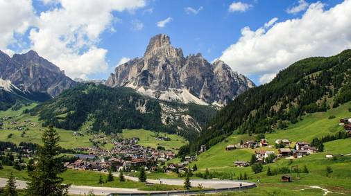 14-Night Dolomites Guided Walking Holiday