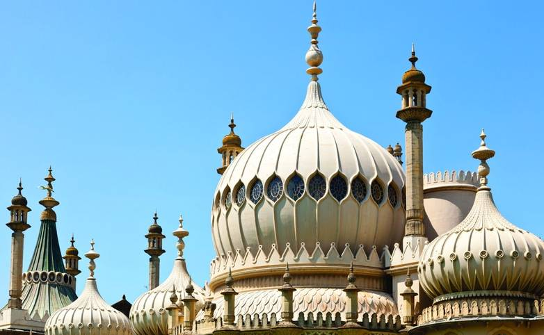 Brighton Royal Pavilion domes