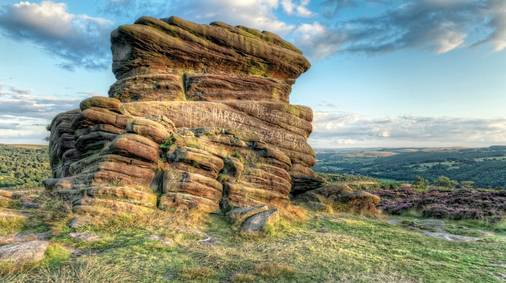 Geology of the Peak District