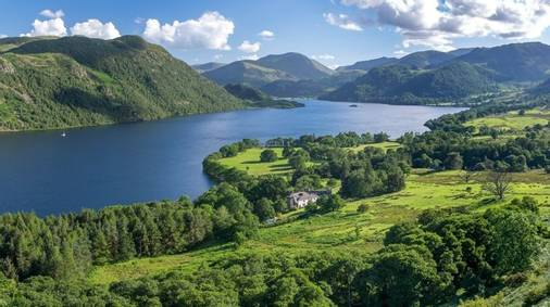 3-Night Northern Lake District Self-Guided Walking Holiday