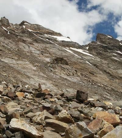 Gondogoro La pass (5,560m)