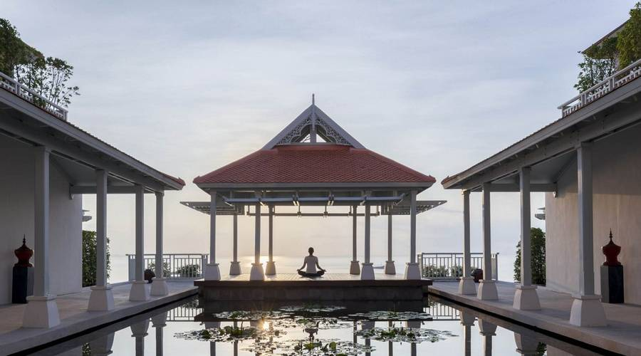 Amatara Yoga Pavilion