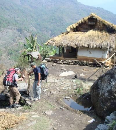 Sedua village (1,540m)