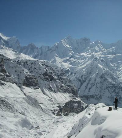 Annapurna Base Camp (4,100m)