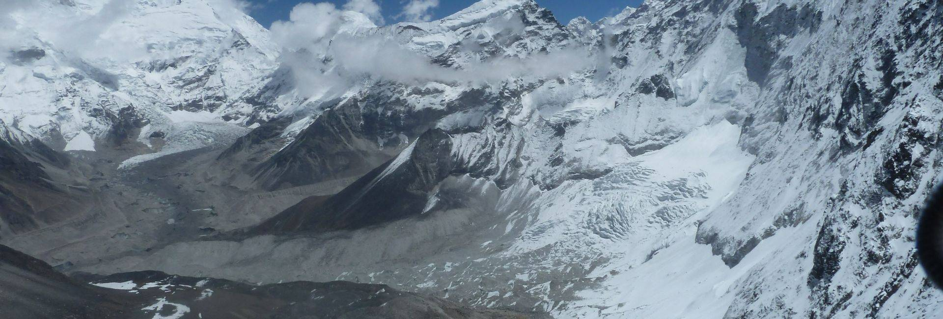 Makalu to Everest GHT in Nepal