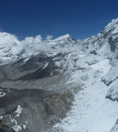 Makalu to Everest GHT in Nepal