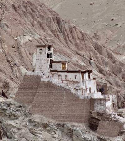 Basgo Monastery on our drive from Leh to Lamayuru..jpg