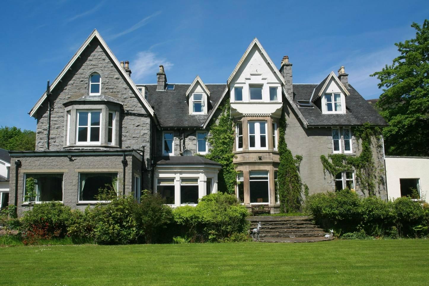 Alltshellach, Scottish Highlands