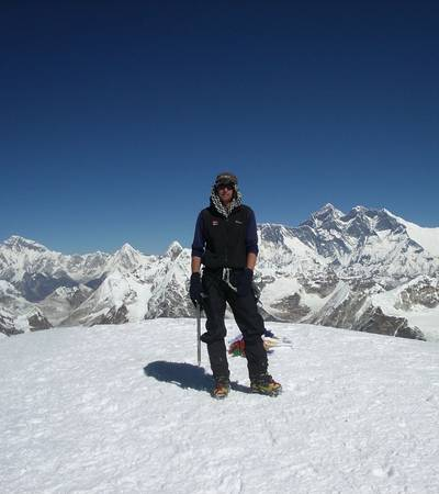 Mera Peak expedition in Nepal