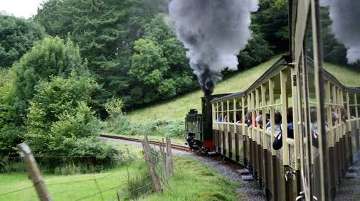 South Downs Railway and Canal Walks Holiday