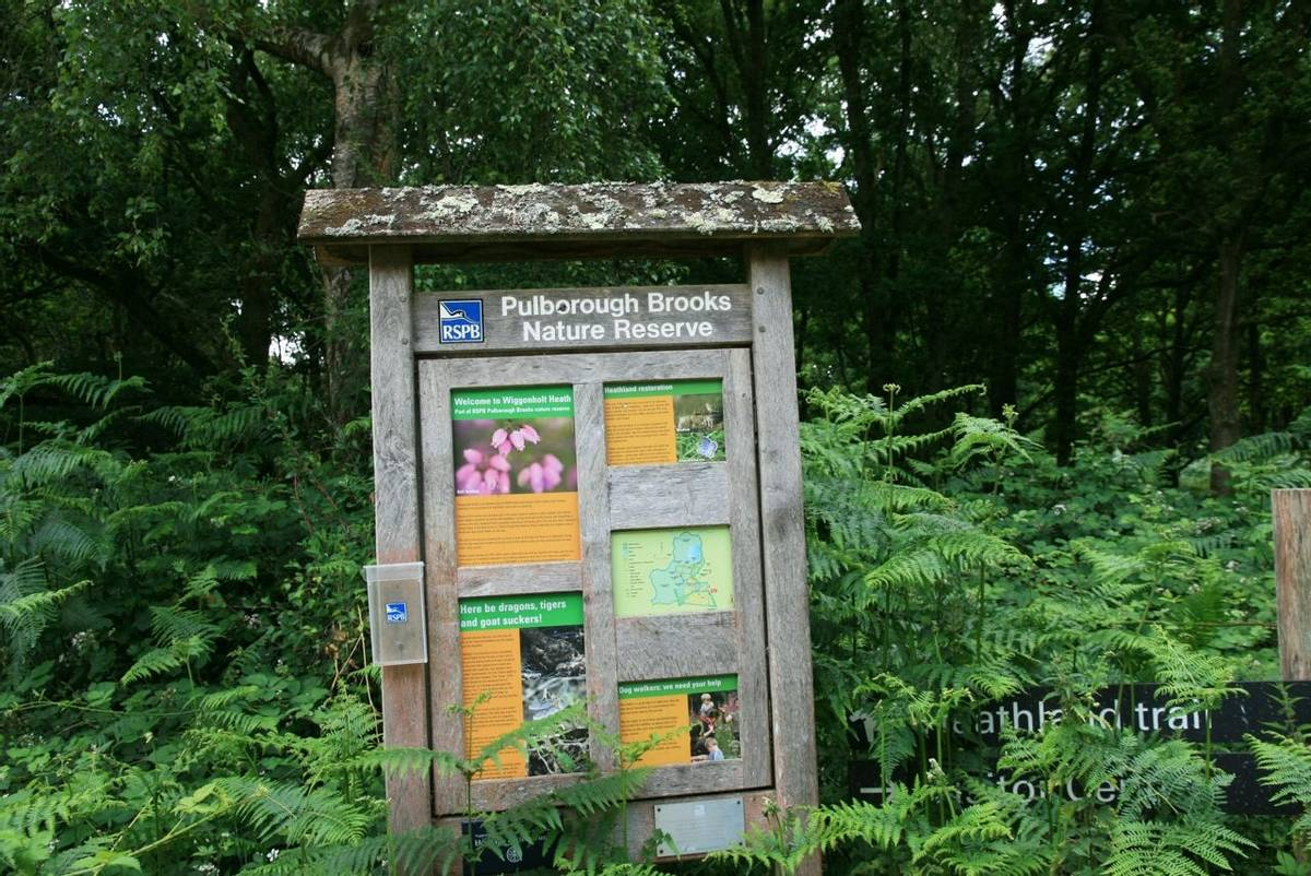 Pulborough Brooks Nature Reserve Sign.JPG