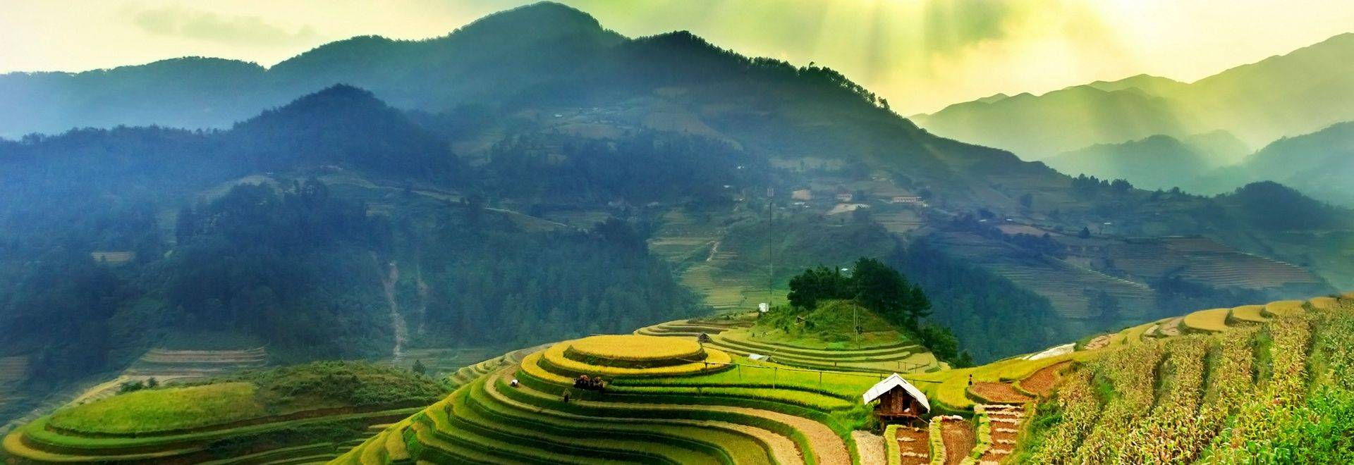 Shutterstock 380160928 Sapa North West Vietnam