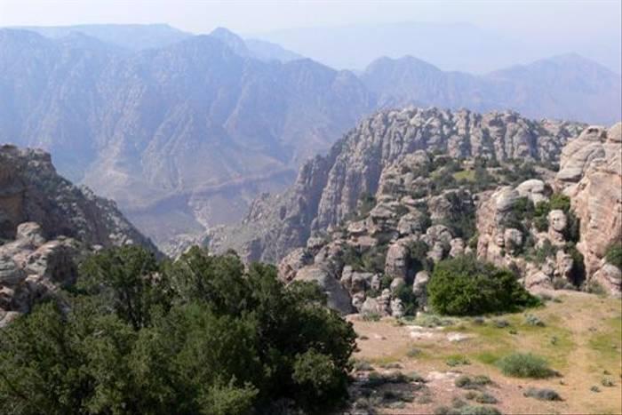 Wadi Dana (Tim Melling)