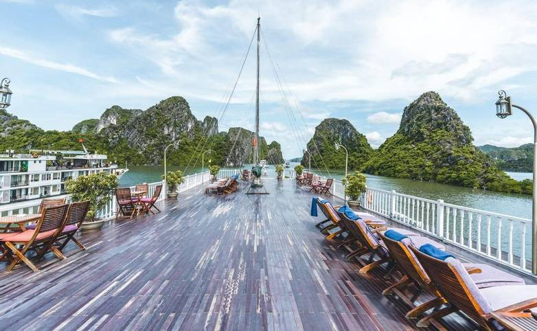 Vietnam - Accommodation - Indochina Sails Premium Cruise - 239043245.jpg