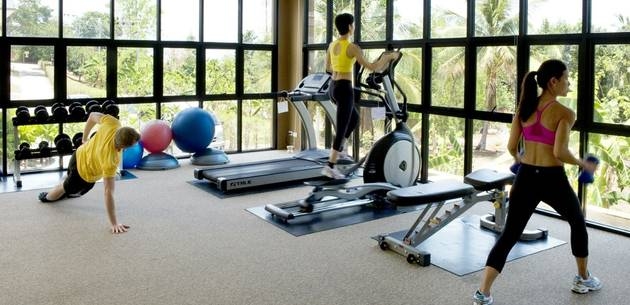 Fitness at Absolute Sanctuary