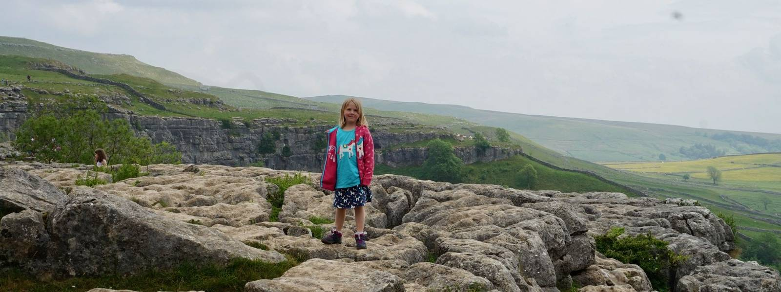 Malhamdale Family Holiday