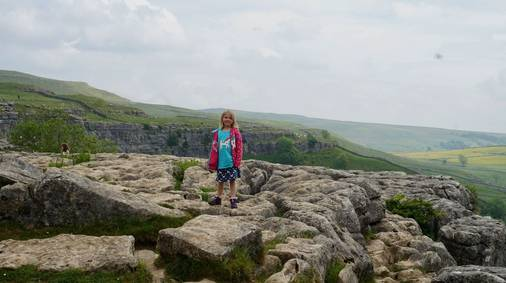 4-Night Southern Yorkshire Dales Family Walking Adventure