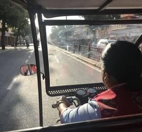 Jaipur rickshaw ride