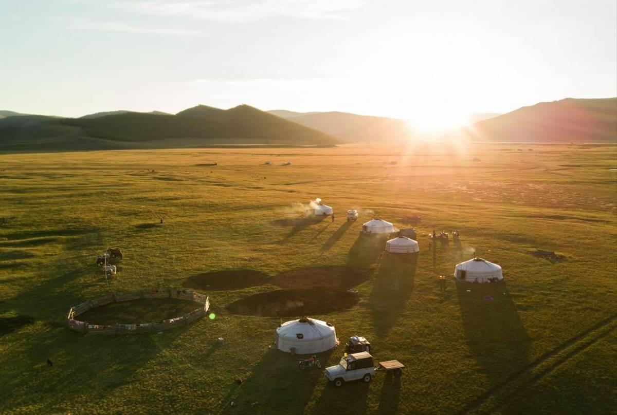Gers, Mongolia Shutterstock 737104765