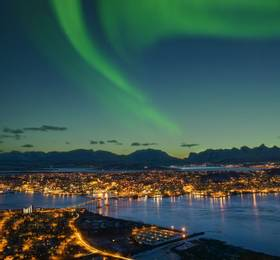 Arrival and Welcome to Tromsø
