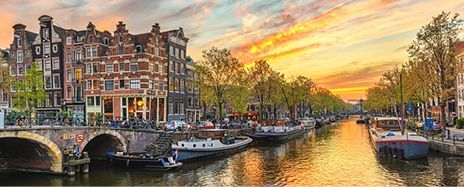 Amsterdam & Antwerp Discovery