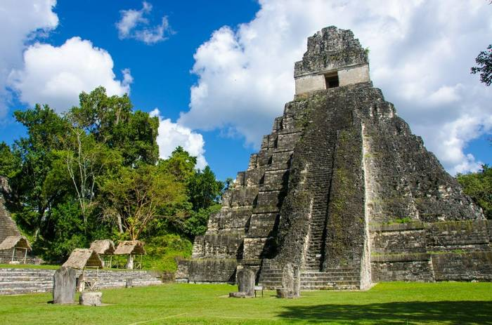 Maya Ruins (Tikal)