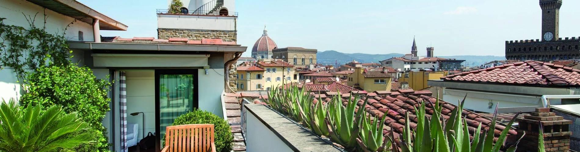Gallery Art Hotel, Tuscany, Italy, Penthouse Pitti (3).JPG