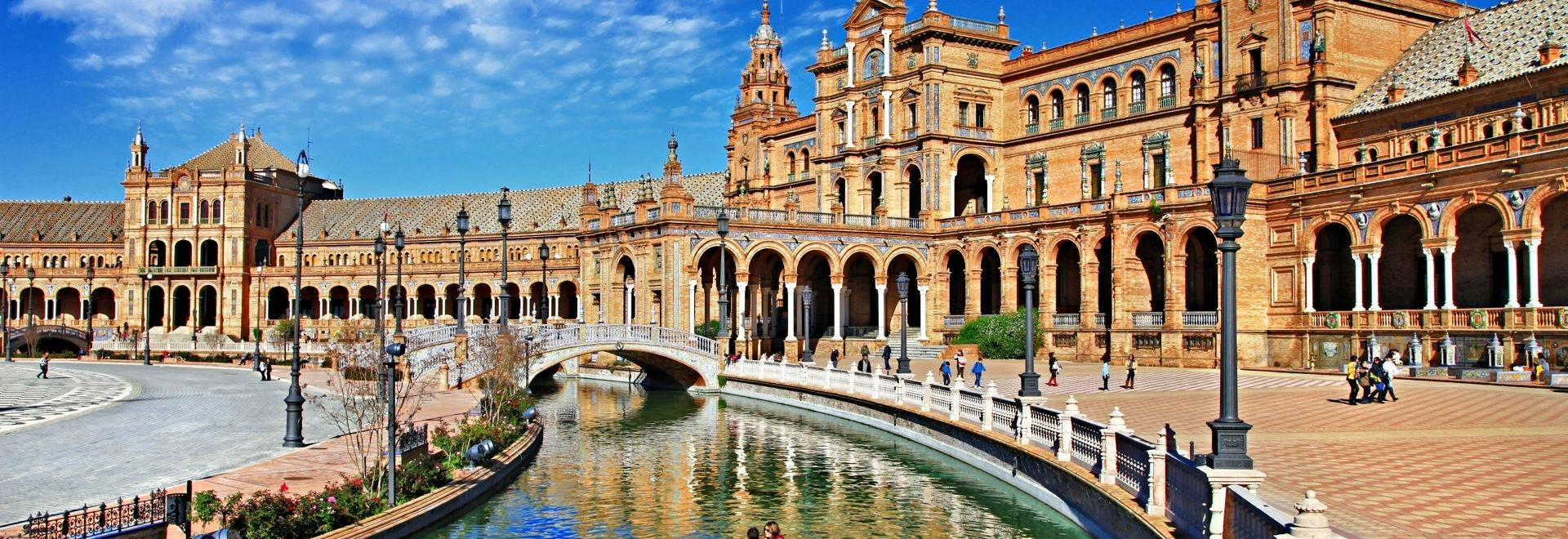 Shutterstock 179024282 Plaza De Espana, Seville
