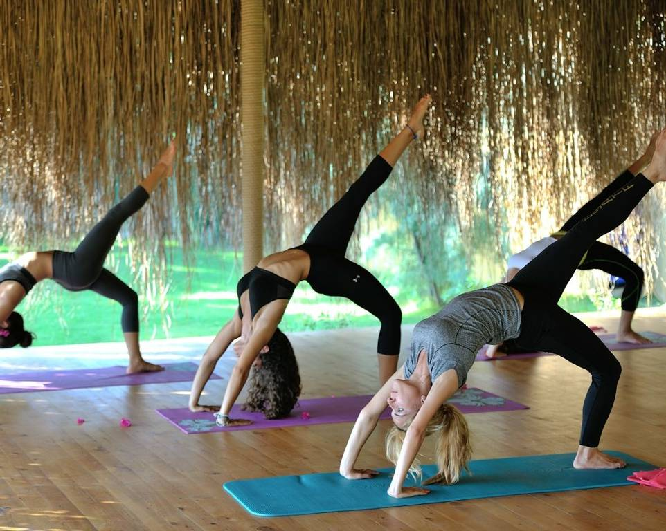 Yoga Holidays for Singles