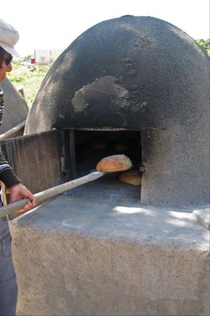 Open air breadmaking (Andy Harding)