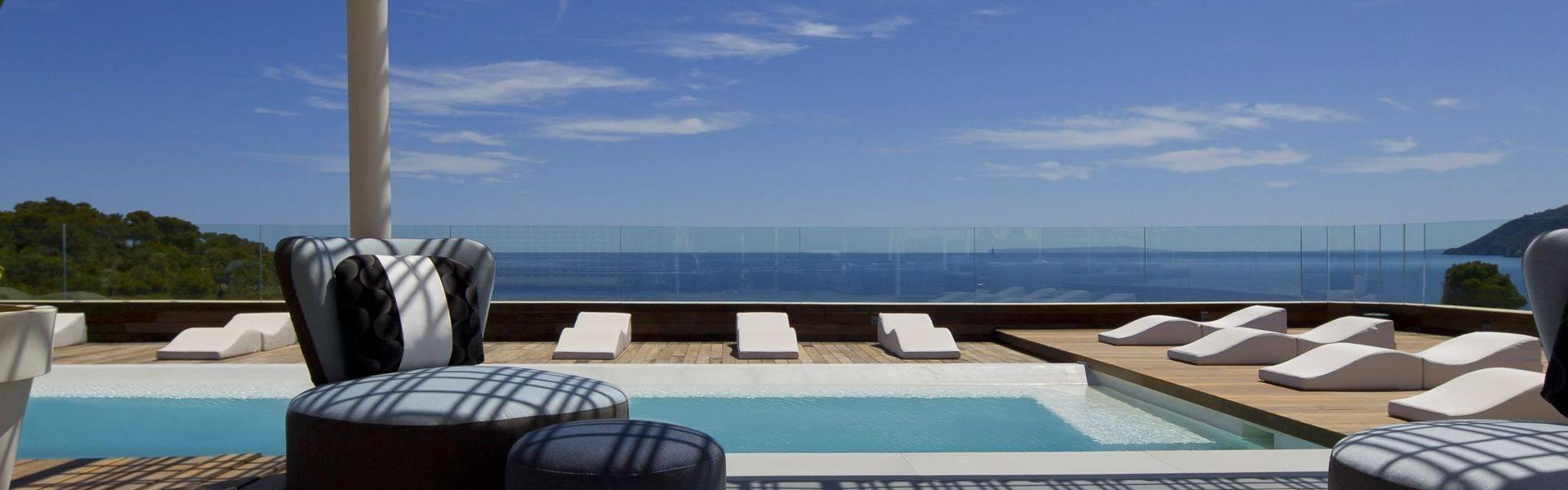 Aguas De Ibiza Rooftop Pool